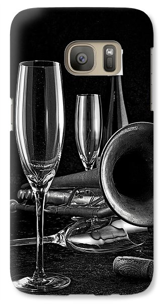 Galaxy Case featuring the photograph Intermission Riff by Elf Evans