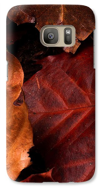 Galaxy Case featuring the photograph Intersection by Haren Images- Kriss Haren