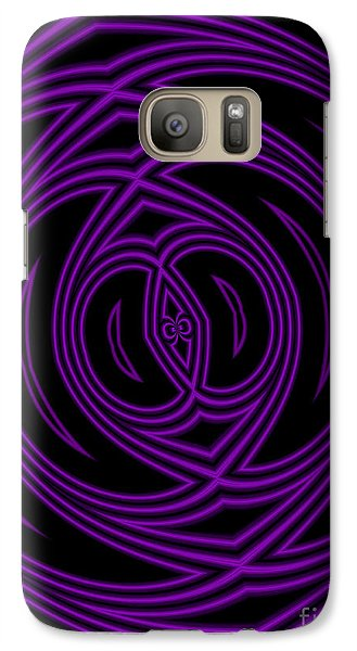 Galaxy Case featuring the photograph Interwoven by Robyn King