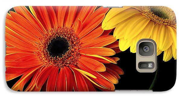 Galaxy Case featuring the photograph Intimacy by Marwan Khoury