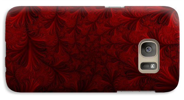 Galaxy Case featuring the digital art Into The Dream by Elizabeth McTaggart