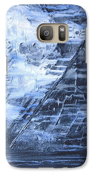 Galaxy Case featuring the photograph Into The Mystic by Susan  Dimitrakopoulos