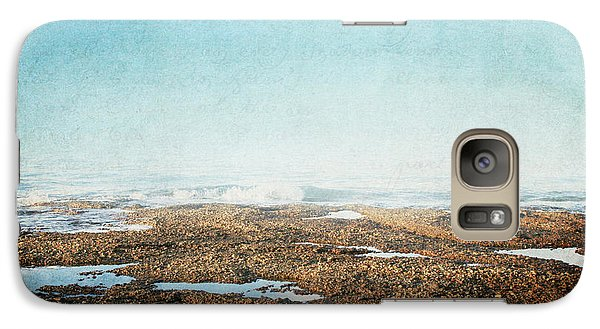 Galaxy Case featuring the photograph Into The Sea by Lisa Parrish