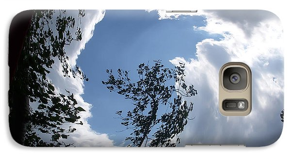 Galaxy Case featuring the photograph Into The Sky by Aimee L Maher Photography and Art Visit ALMGallerydotcom