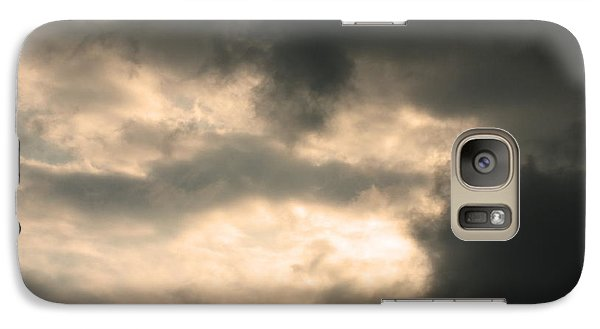Galaxy Case featuring the photograph Into The Storm by Debi Dmytryshyn
