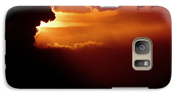 Galaxy Case featuring the photograph Into The Unknown by Thomas Bomstad