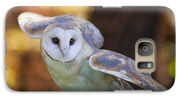 Galaxy Case featuring the photograph Into The Wild by Heather Green