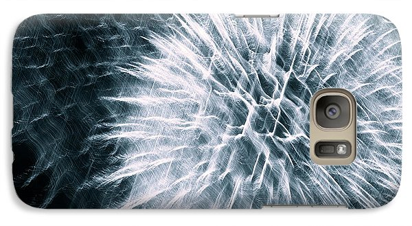 Galaxy Case featuring the photograph Intricate by Linda Mishler