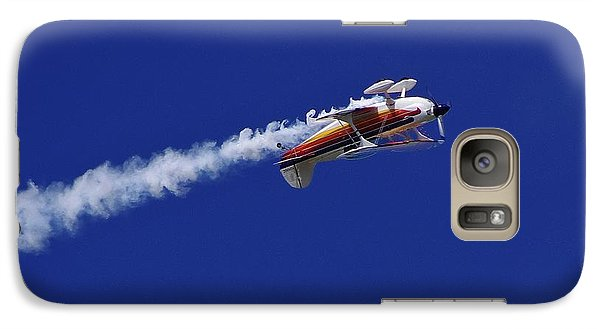 Galaxy Case featuring the photograph Inverted Bi Wing by Don Youngclaus