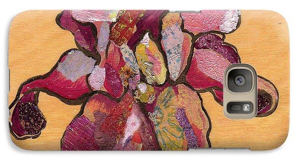 Iris IIi - Series II Galaxy S7 Case by Shadia Derbyshire