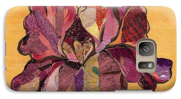 Iris Iv - Series II Galaxy S7 Case by Shadia Derbyshire