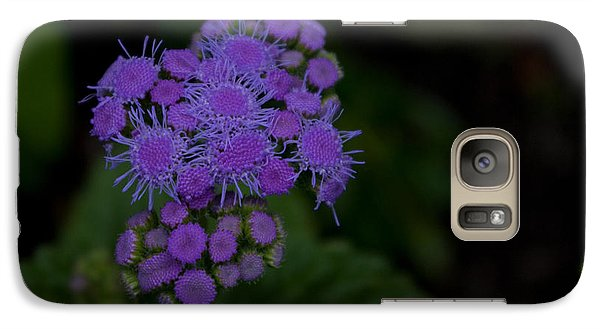 Galaxy Case featuring the photograph Is That Purple by Greg Graham