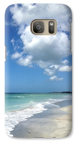 Galaxy Case featuring the photograph Island Escape  by Margie Amberge