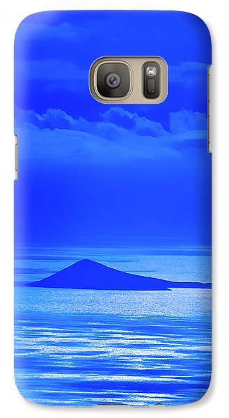 Island Of Yesterday Galaxy S7 Case