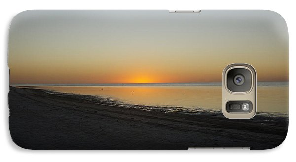 Galaxy Case featuring the photograph Island Sunset by Robert Nickologianis