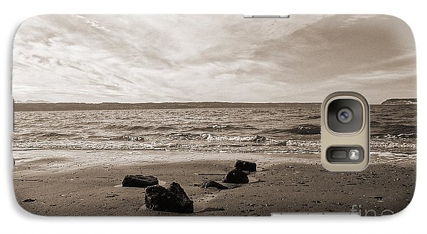 Galaxy Case featuring the photograph Isolation by Arlene Sundby