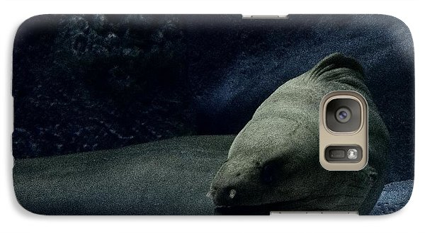 Galaxy Case featuring the photograph It Came From Outer Space by Jeremy Martinson