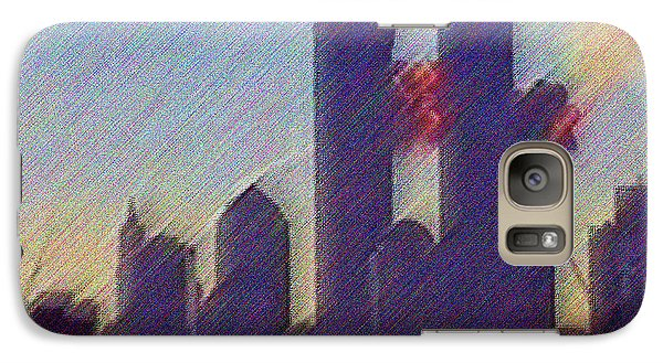 Galaxy Case featuring the digital art It Couldn't Be by James Kosior