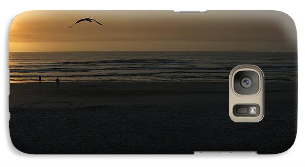 Galaxy Case featuring the photograph It Starts by Greg Patzer