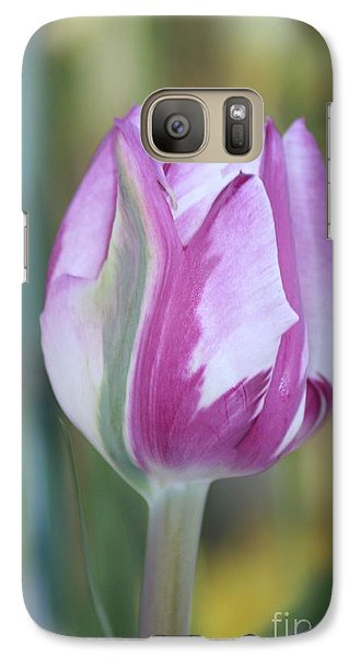 Galaxy Case featuring the photograph It's A Gift To Be Simple by Mary Lou Chmura