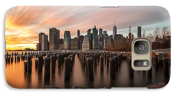 Galaxy Case featuring the photograph Its A New Year  by Anthony Fields