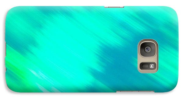 Galaxy Case featuring the photograph It's All A Blur  by Sarah Mullin