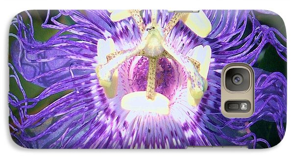Galaxy Case featuring the photograph It's Always Something by Shirley Moravec