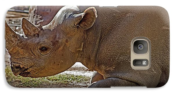 Its My Horn Not Your Medicine Galaxy S7 Case by Miroslava Jurcik