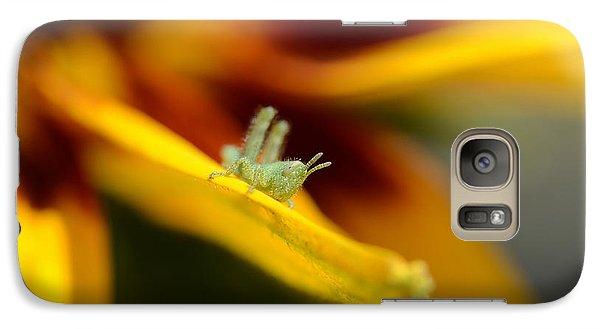 Itsy Bitsy Galaxy S7 Case by Fraida Gutovich