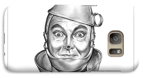 Wizard Galaxy S7 Case - Jack Haley As The Tin Man by Greg Joens
