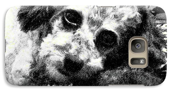 Galaxy Case featuring the photograph Jack by Lenore Senior