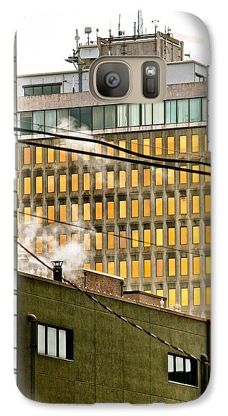 Galaxy Case featuring the photograph Jackson Skyline by Jim Albritton