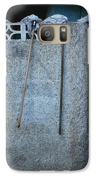 Galaxy Case featuring the photograph Jamaican Mops by Randy Pollard