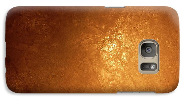 Galaxy Case featuring the photograph Jammer Abstract 007 by First Star Art