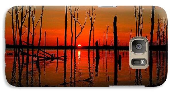 January Sunrise Galaxy S7 Case