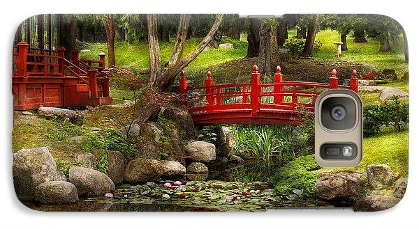 Japanese Garden - Meditation Galaxy S7 Case