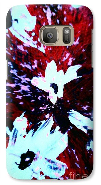 Galaxy Case featuring the painting Jasmine In My Mind  by Jacqueline McReynolds