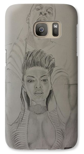 Jaybey Galaxy Case by DMo Herr