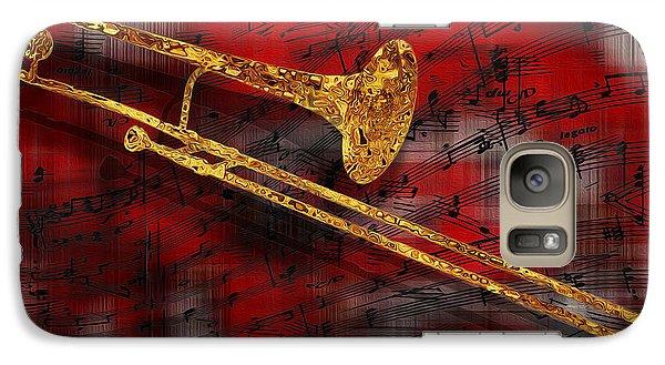 jazz trombone jack zulli trombone galaxy s7 cases fine art america
