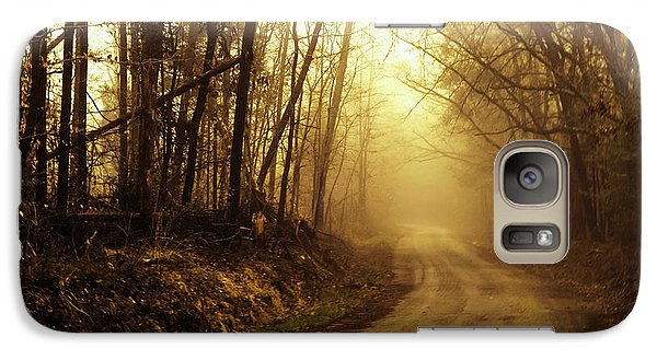 Galaxy Case featuring the photograph Jefferson Landing Road by Laura DAddona
