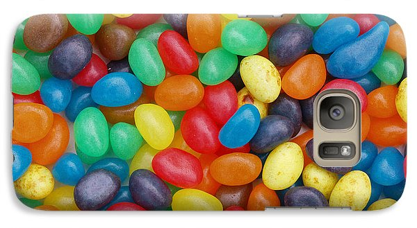 Galaxy Case featuring the digital art Jelly Beans by Ron Harpham