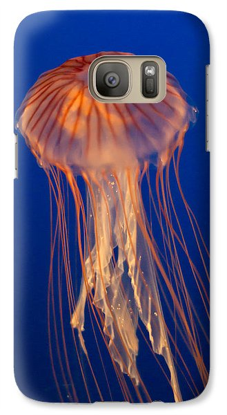 Galaxy Case featuring the photograph Jelly Fish by Eti Reid