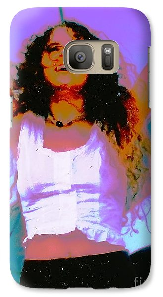 Galaxy Case featuring the photograph Jen Durkin by Jesse Ciazza