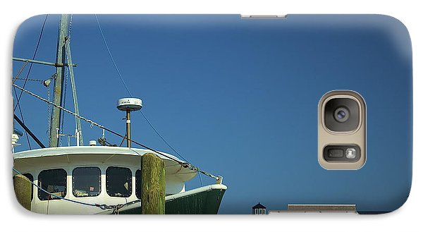 Galaxy Case featuring the photograph Jenna Lee by Amazing Jules