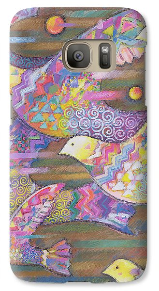 Jetstream Galaxy S7 Case by Sarah Porter