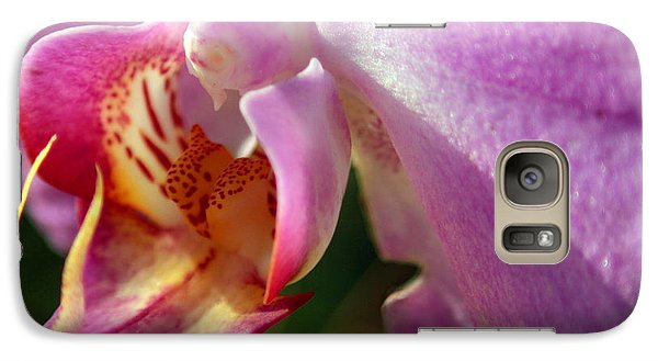 Galaxy Case featuring the photograph Jewel by Greg Allore