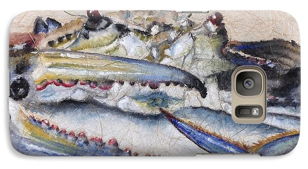 Galaxy Case featuring the painting Jimmy by Stan Tenney