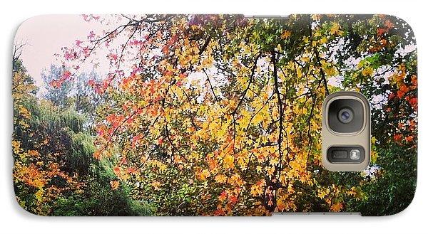 Galaxy Case featuring the photograph John Ball Zoo by Toni Martsoukos