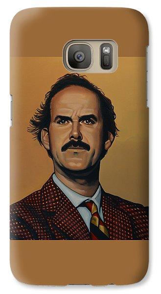 John Cleese Galaxy Case by Paul Meijering