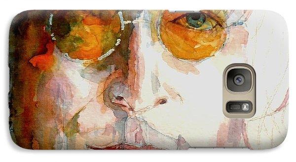 Musicians Galaxy S7 Case - John Winston Lennon by Paul Lovering